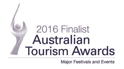 Finalist in the 2016 Australian Tourism Awards